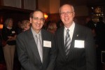 Executive Director Howard Nochumson and President Dr. William N. Werner